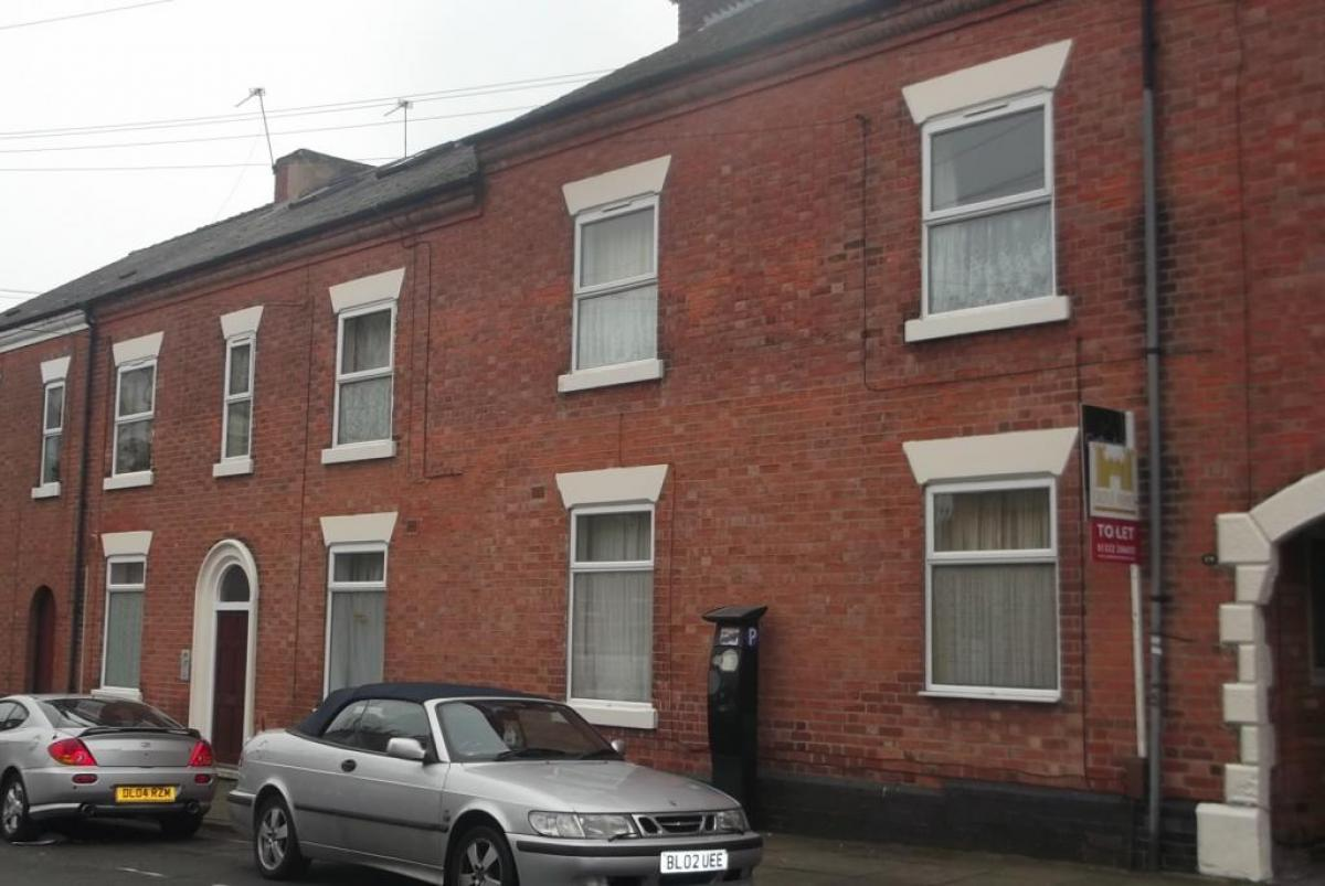 Image of 1 Bedroom Flat, Crompton Street, Derby Centre
