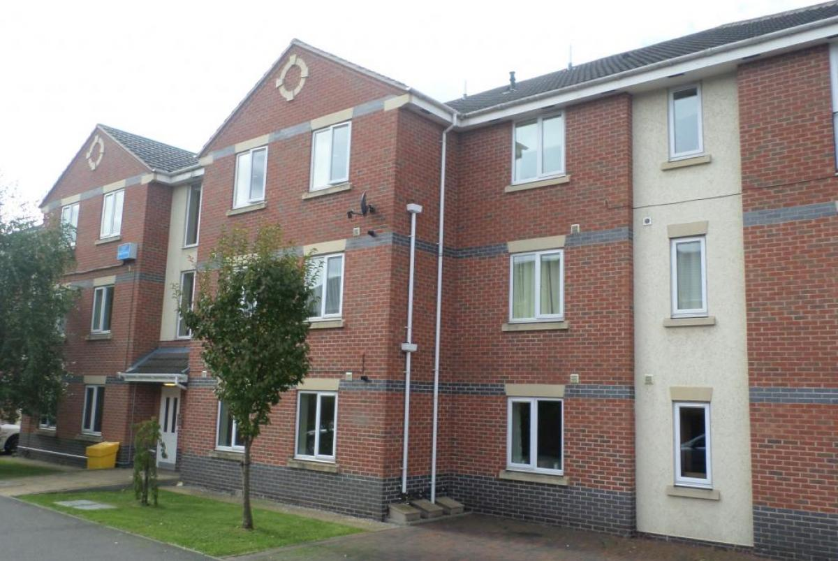 Image of 1 Bedroom Apartment, Jackdaw Close, Derby Centre