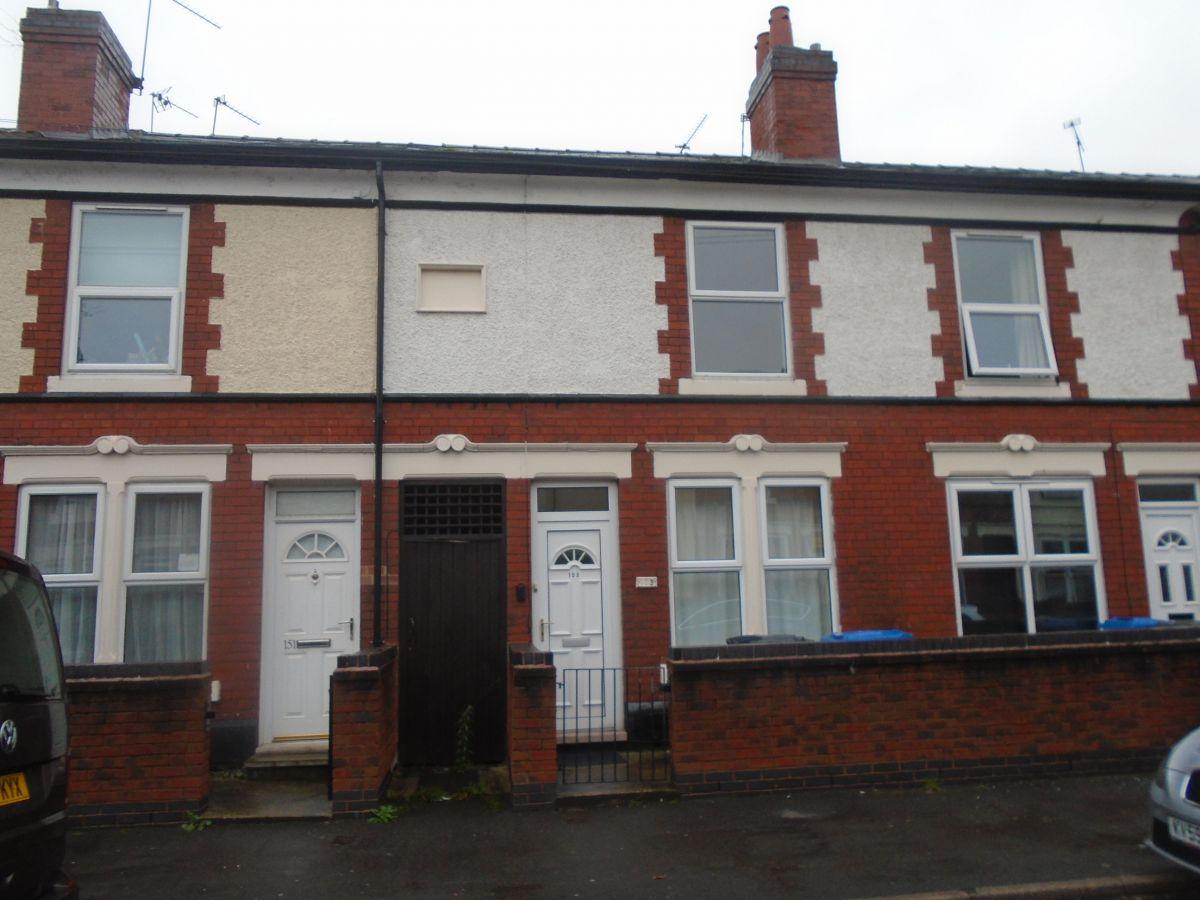 Image of 2 Bedroom Terraced House, Grosvenor Street, Osmaston