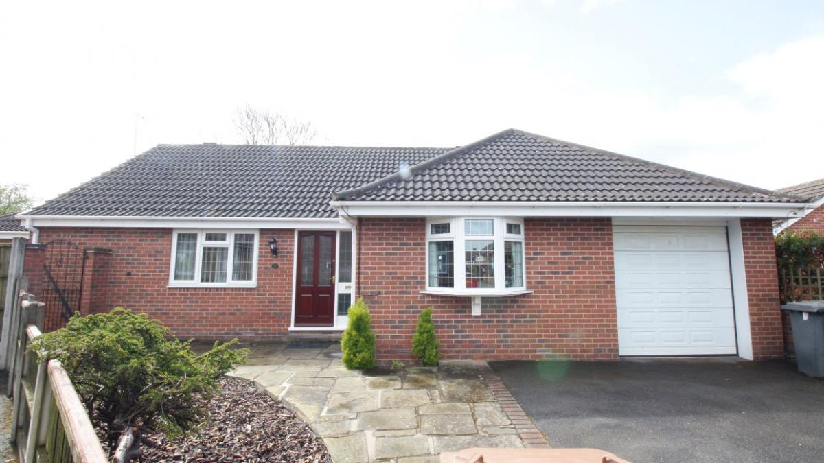 Image of 3 Bedroom Detached Bungalow, Rutland Drive, Mickleover