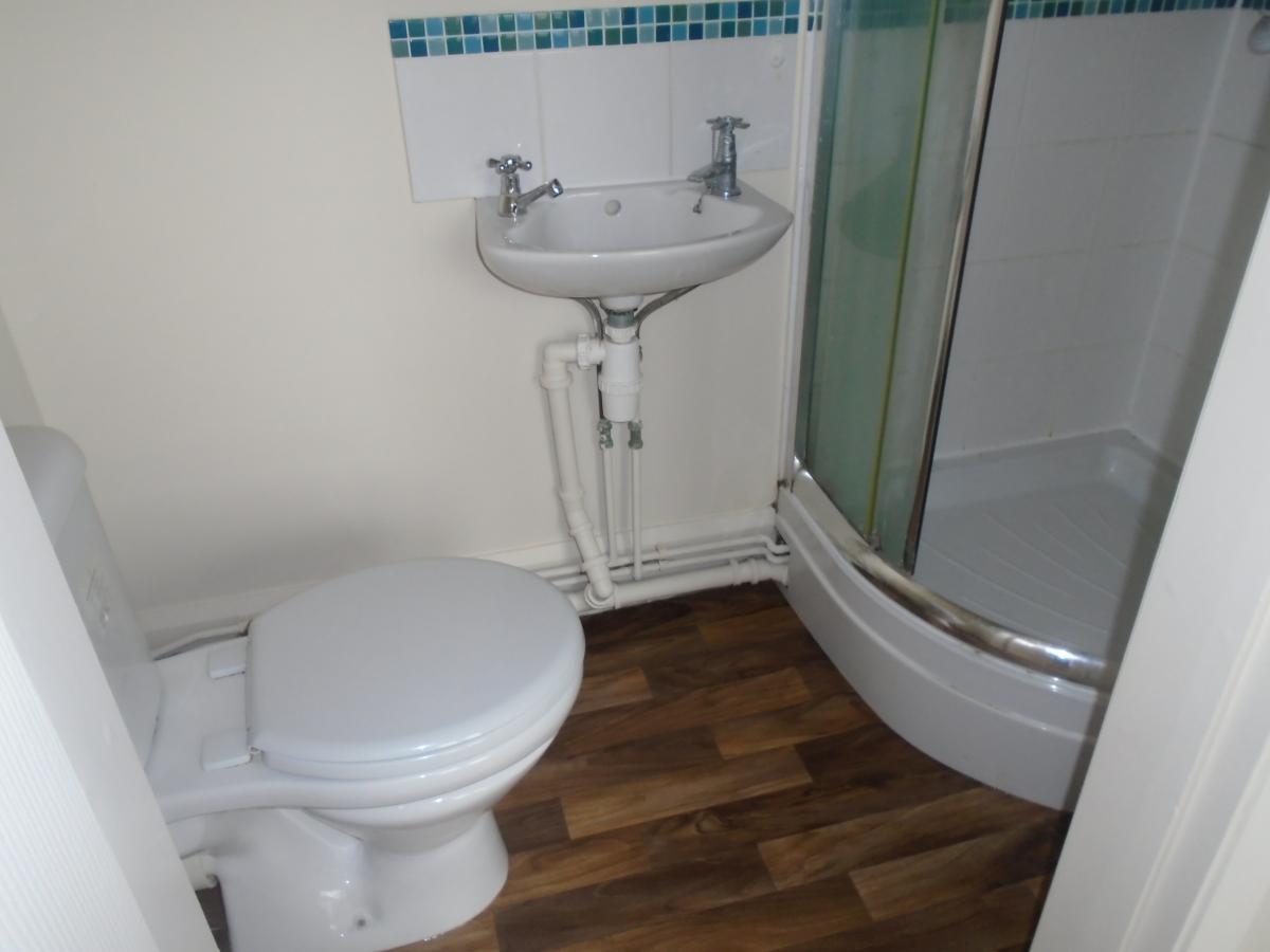 Image of 1 Bedroom Studio Flat, Belper Road, Derby Centre