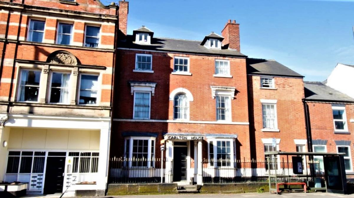Image of 1 Bedroom Ground Floor Flat, London Road, Derby Centre