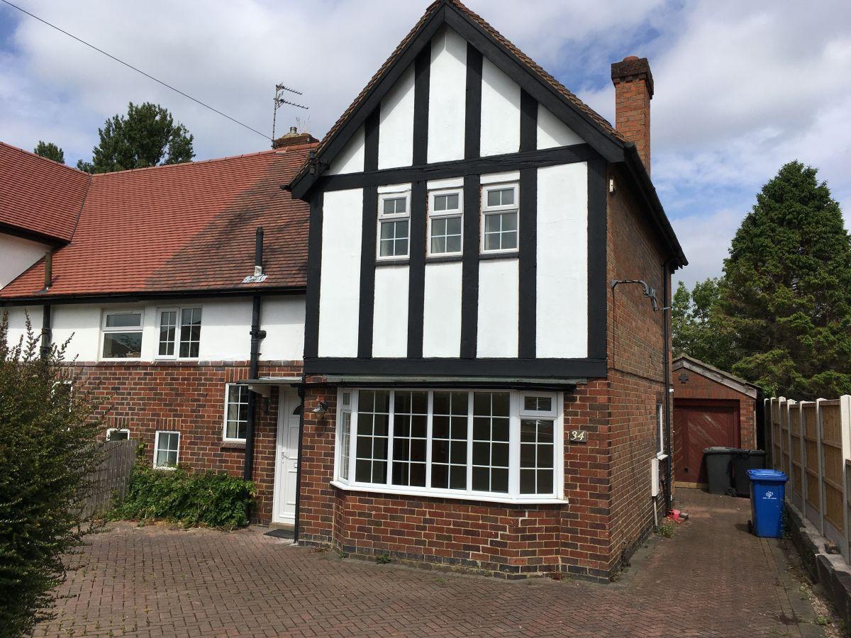 Image of 3 Bedroom Semi-Detached House, Corden Avenue, Mickleover
